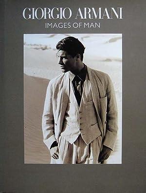 Giorgio Armani. Images of Man.: Martin, Richard und