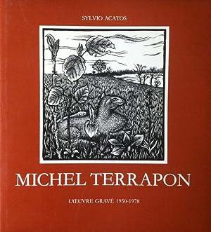 Terrapon, Michel. L'Oeuvre Gravé 1950-1978.: Sylvio Acatos