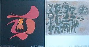 Baumeister, Willi und Rehm, Kurt. Kurt Rehm