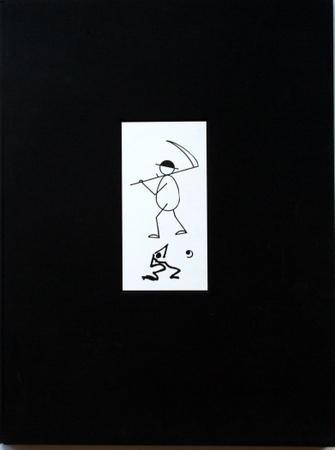 Aus einem aufgegebenen Werk. From an abandoned work. D`un ouvrage abandonné. Original-Radierungen von Max Ernst.