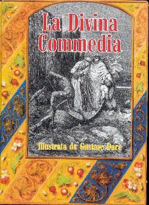 Divina Commedia. Illustrata da Gustave Doré.: Alighieri, Dante: