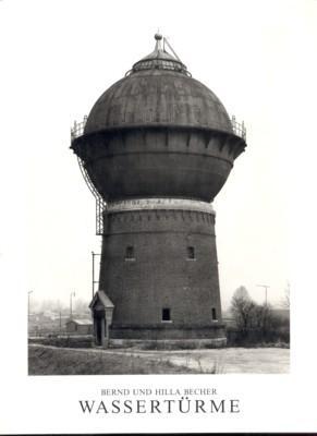 Wassertürme. Mit e. Text von Reyner Banham.: Becher, Bernd und