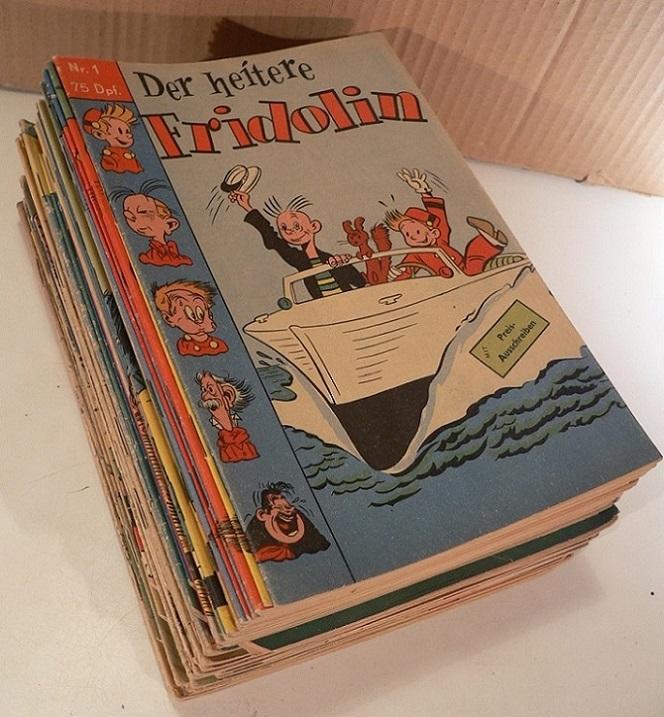 Fridolin Serie