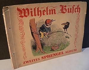 Wilhelm Busch. Zweites Sprengel Album [Sprengel-Album /: Busch, Wilhelm: