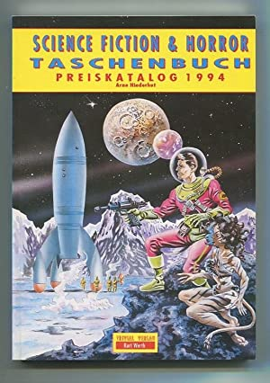 Science Fiction & Horror Taschenbuch Preiskatalog 1994.