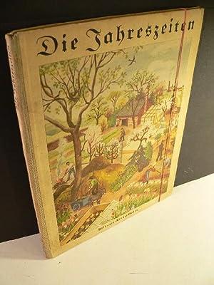 Die Jahreszeiten.: Kiepenheuer, Bettina und Marianne Scheel [Illustrationen]: