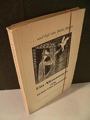 und ließ eine Taube fliegen. Ein Almanach: Italiaander, Rolf und