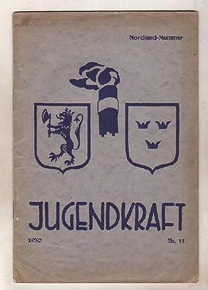 Jugendkraft. Monatsblatt der jüngeren deutschen B.K.ler [Bund