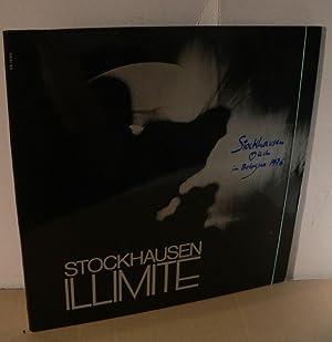 Illimite.: Stockhausen, Karlheinz: