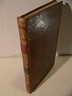 A Sentimental Journey through France and Italy, by Mr. Yorick. Four Volumes comprised in One. Emb...