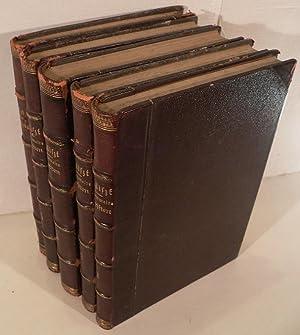Gesammelte Schriften [kompl in 5 Bänden], Band: Liszt, Franz: