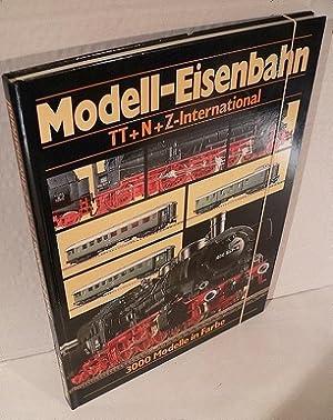 Internationaler Modell-Eisenbahn-Katalog. International Model Railway Guide. Guide: Stein, Bernhard: