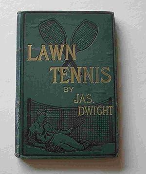 Lawn -Tennis: Dwight, James