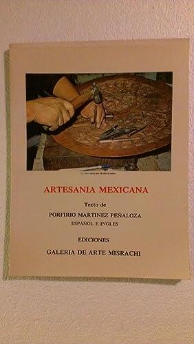 Artesania Mexicana: Penaloza, Porfirio Martinez