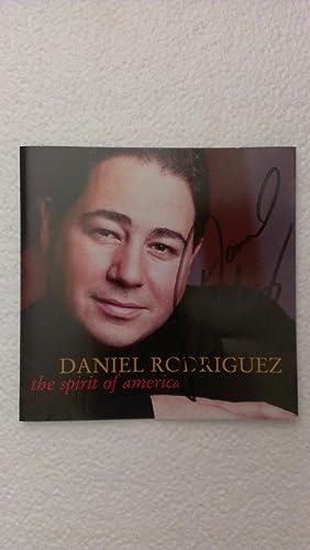 The Spirit of America: Daniel Rodriguez