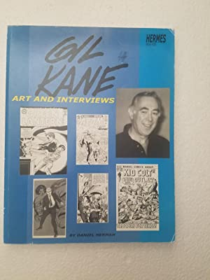 Gil Kane: Art and Interviews: Daniel Herman