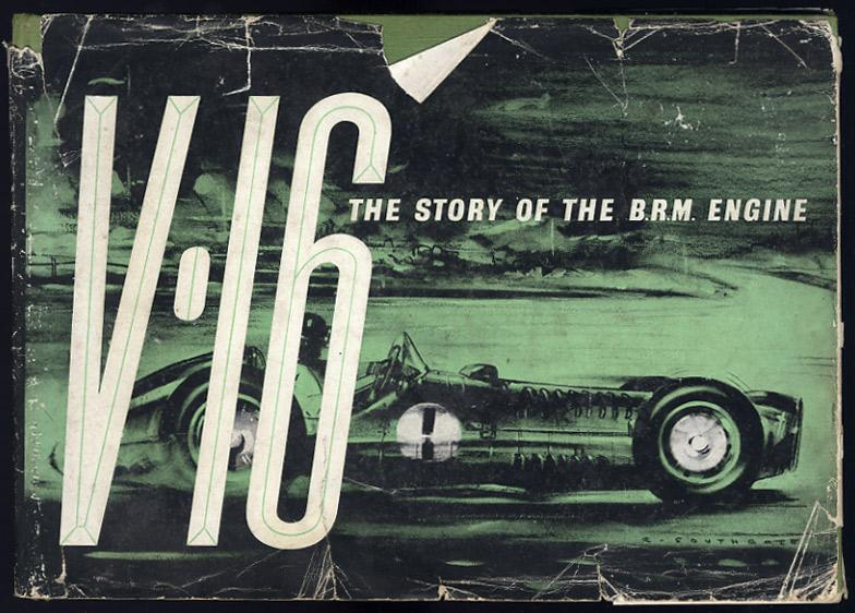 the story of the b r m engine by fletcher abebooks