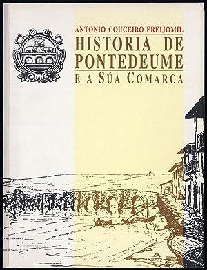HISTORIA DE PONTEDEUME e a Súa Comarca: Antonio Coucheiro Freijomil