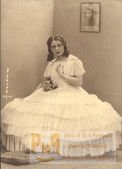 Actress_Paule_Dagreve_Brussels_old_Polak_Photo_1932____