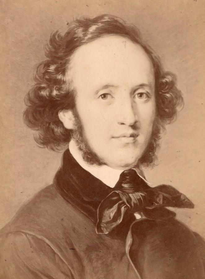 Germany Mendelssohn Musician Bruckmann Cabinet Card Photo: BRUCKMANN