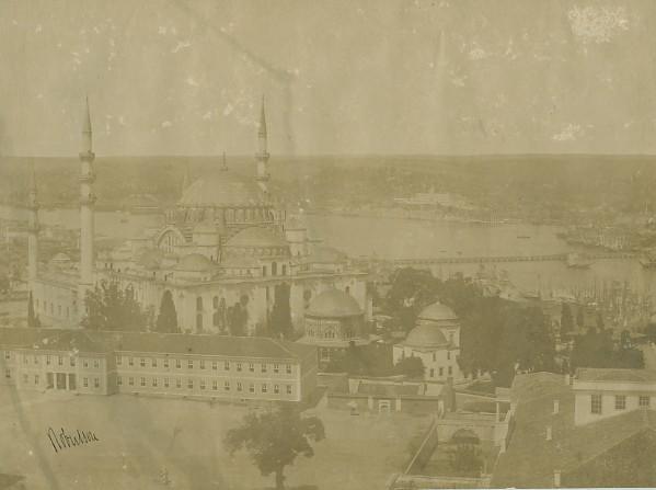 Constantinople_Panorama_Robertson_Salt_Print_1854_James_ROBERTSON__
