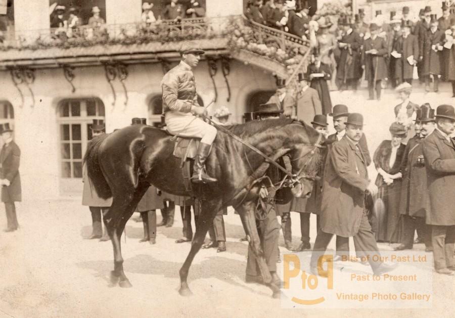 Horse_Racing_Grand_Prix_de_Paris_Longchamp_Milton_Henry_old_Photo_1907____