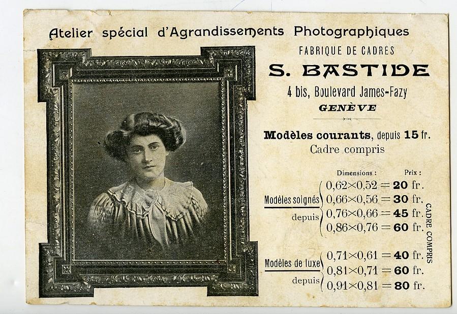 Switzerland_Geneva_Advertising_Postcard_Photographer_S_Bastide_1909_S_Bastide__