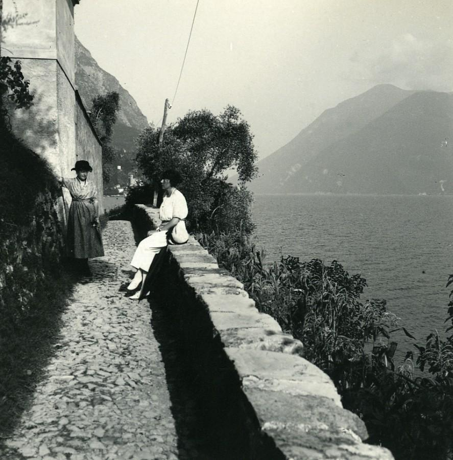 Italy_Lake_Lugano_Albogasio_Oria_path_Old_Possemiers_Stereoview_Photo_1900_POSSEMIERS_[_]