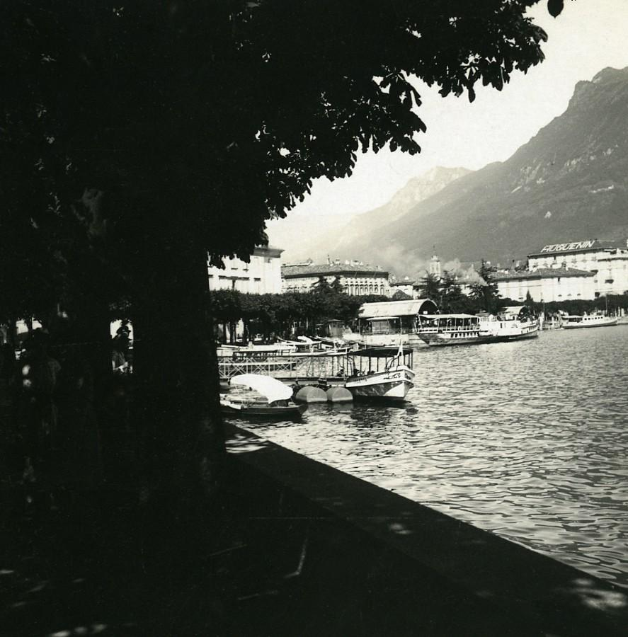 Switzerland_Lake_Lugano_Riva_Vincenzo_Vela_Old_Possemiers_Stereoview_Photo_1900_POSSEMIERS__