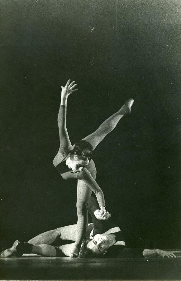 France_Hiroshima_Ballet_Praha_Marta_Synackowa_&_Petr_Kozeluh_Old_Photo_1964_Horace__