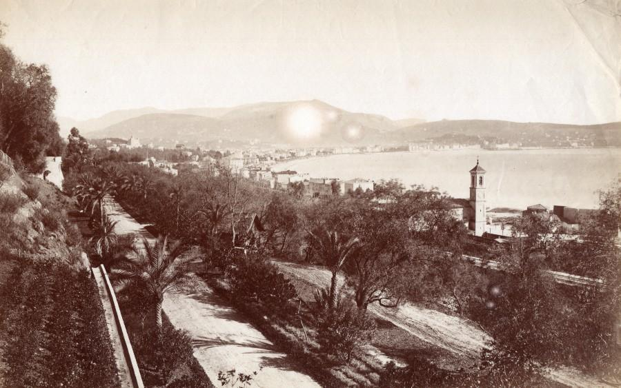 French_Riviera_Baie_de_Nice_Panorama_Old_Jean_Gilletta_Photo_1880'_Jean_GILLETTA_[_]