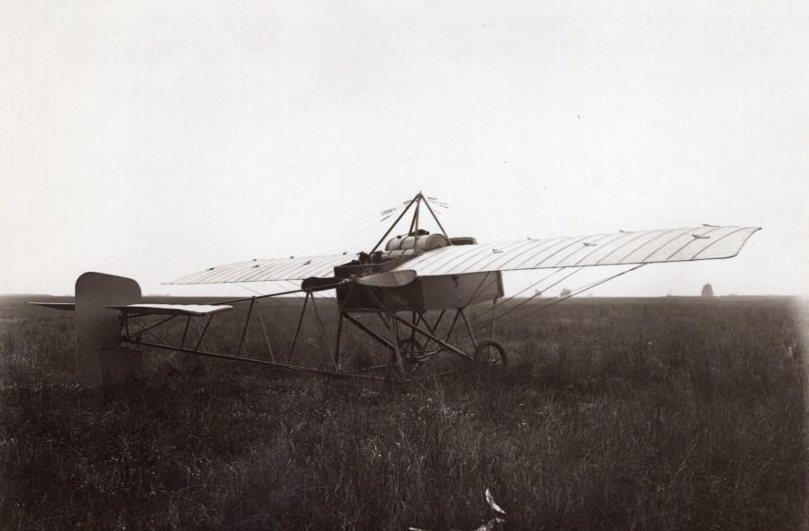 France_Aviation_Borel_Monoplane_2_seater_old_Photo_1913_Agence_ROL_[_]