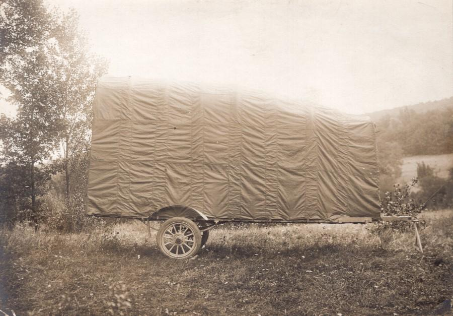 France_Chalais_Meudon_Aviation_Covered_Monoplane_Trailer_old_Photo_1910's_ANONYMOUS_[_]