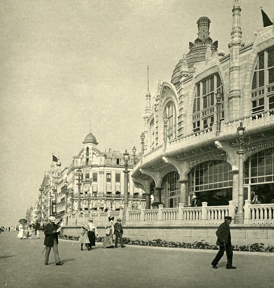 Belgium_Ostend_Oostende_the_Kursaal_and_the_dike_Old_NPG_Stereoview_Photo_1900's_NPG_(Neue_Photographische_gesellschaft)_[_]