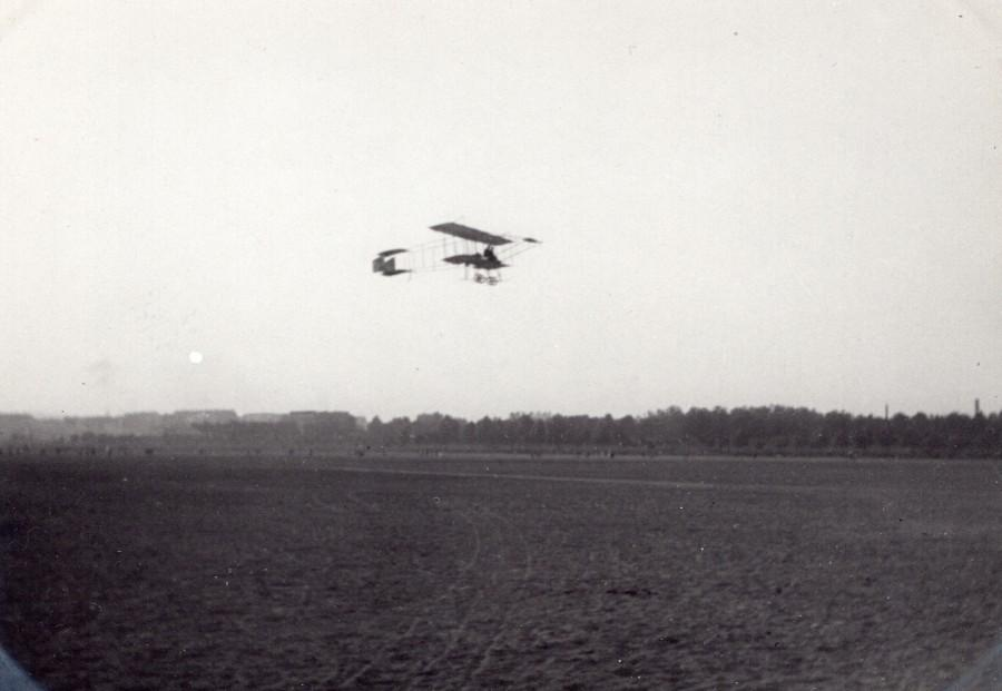 France_Aviation_Fequant_on_Farman_Ottoman_Mission_old_Photo_circa_1911_ANONYMOUS__