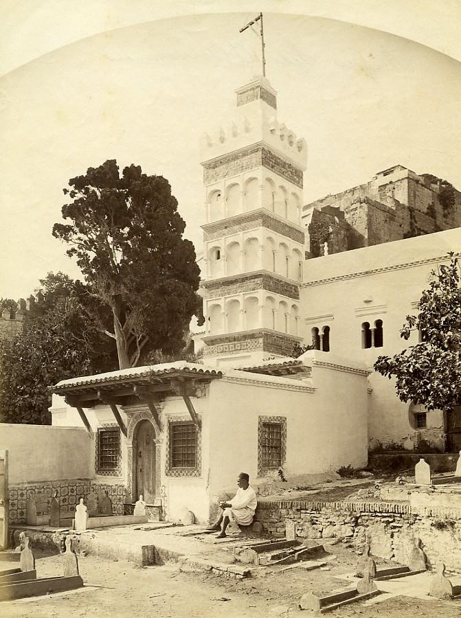 Algeria_Casbah_of_Algiers_Sidi_Abderrahman_Mosque_old_Photo_1880_Anonymous__