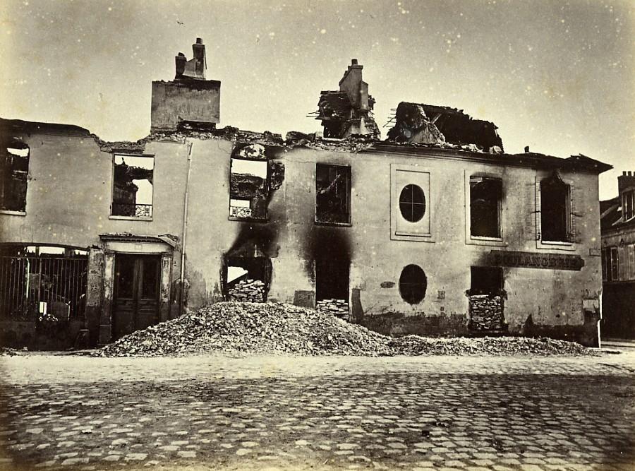 Siege_of_Paris_Commune_Ruins_Bondy_Church_Square_Old_Liebert_Photo_1870_G_LIEBERT__