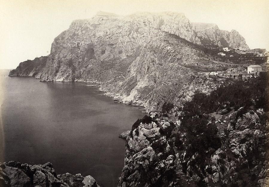 Italy_Naples_Napoli_Capri_Panorama_old_Photo_Giorgio_Sommer_1870_Giorgio_Sommer__