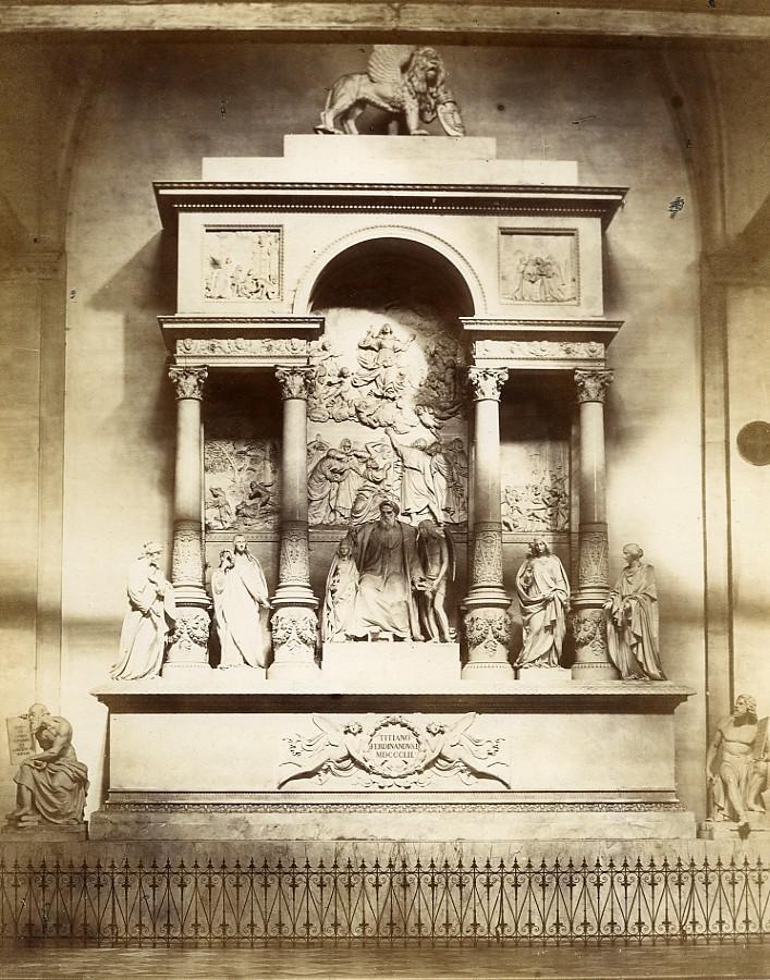 Italy_Venice_Venezia_Tiziano_Monument_old_Photo_Paolo_Salviati_1880_Paolo_Salviati__