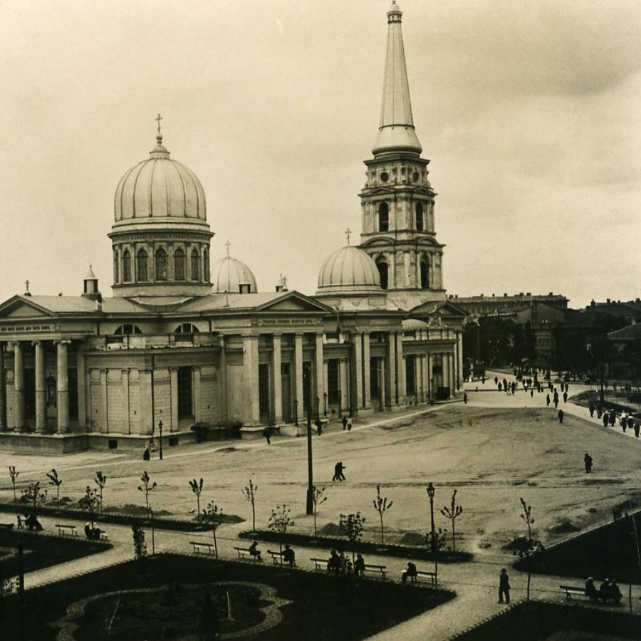 Russia_Ukraine_Odessa_Cathedral_Old_NPG_Stereo_Photo_1900_NPG_Neue_Photographische_gesellschaft__