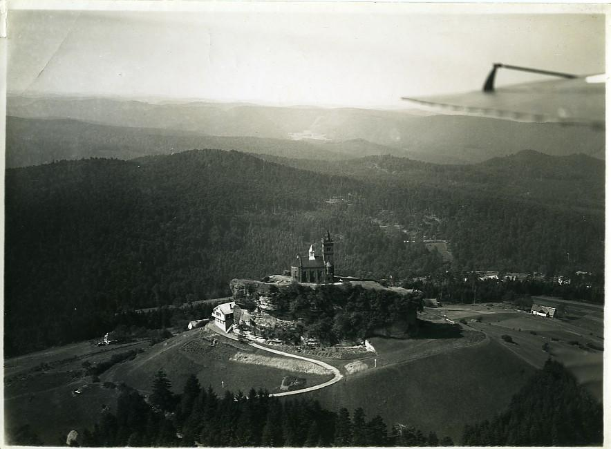 France_Alsace_Panorama_Rocher_de_Dabo_the_rock_Old_Aerial_Military_Photo_1933____