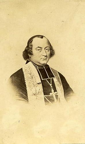 France Paris Bishop Dufetre of Bourges Old: DISDERI