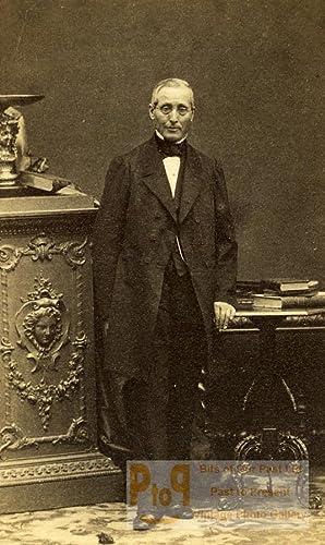 France Paris Full Length Portrait Man Second: DISDERI