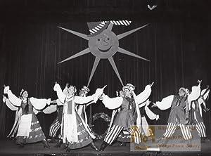 polish dance ballet theater paris bernand photo 1955 by. Black Bedroom Furniture Sets. Home Design Ideas