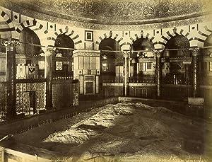 Israel Jerusalem Mosquee Omar & El Aksa: Felix BONFILS