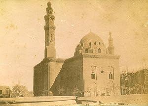 Middle East Egypt Cairo Mosque-Madrassa of Sultan: Felix BONFILS