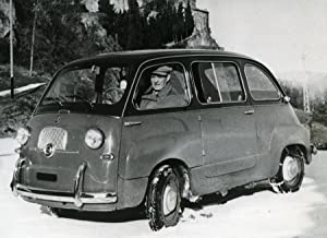 Italy Torino Fiat 600 Multipla Microbus 6: NEWS SERVICE (Misc)