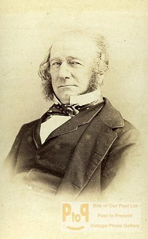 France Paris William Gladstone British Politics Old: DISDERI