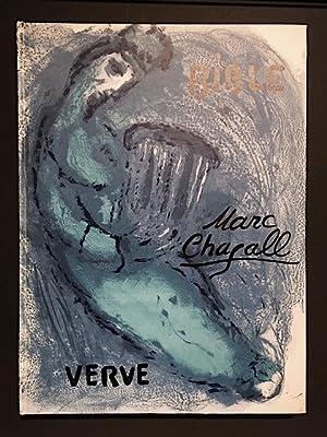 Verve vol. 7 Nos 33 et 34: Chagall, Marc