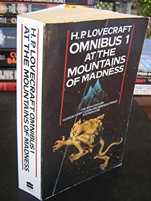 Omnibus 1:At the Mountains Of Madness: H P Lovecraft